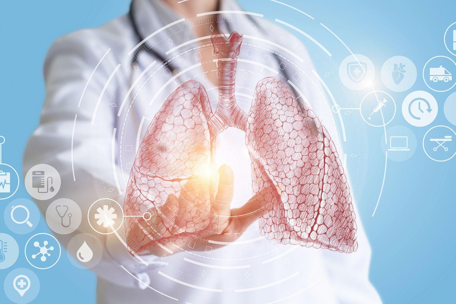 La rehabilitación respiratoria, clave en EPOC